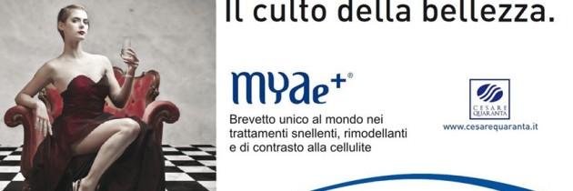 MYAe+® Cesare Quaranta: per vincere la lotta alla cellulite!
