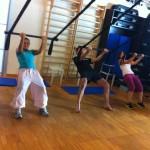 Queenax la nuova frontiera dell'allenamento